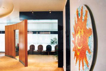 Innenarchitekt Görg Ausstellung, Praxis und Büro