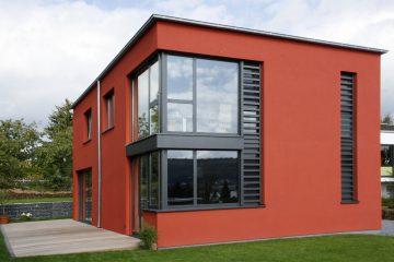 Wohnhaus in Trier, außen Innenarchitekt Görg, Wohnen und Neubau